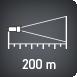 200 m