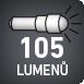 105 lumenů